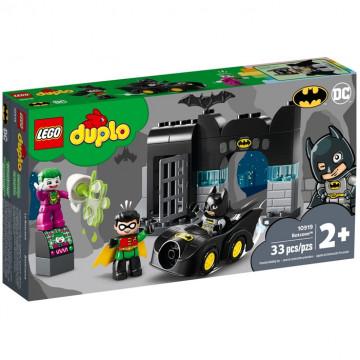 Duplo - Batcaverna