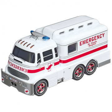 Carrera Ambulance Truck