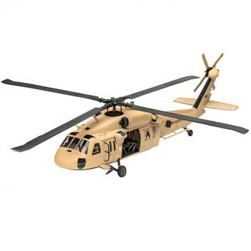 Elicottero da Trasporto UH-60 1:72