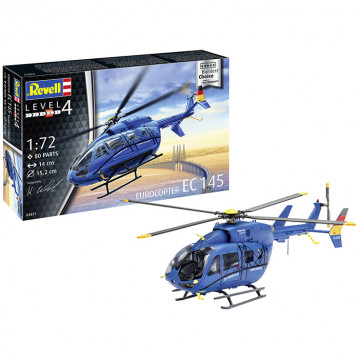 Eurocopter EC 145 Builders Choice 1:72