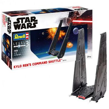 Star Wars Kylo Ren's Command Shuttle 1:93