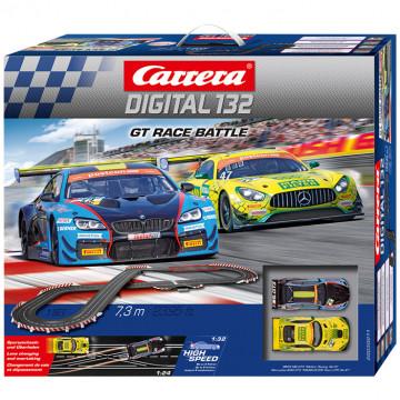 Pista Elettrica Digitale GT Race Battle