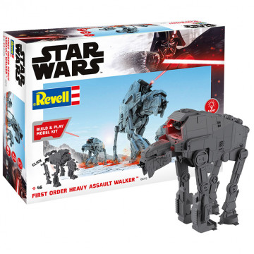 Build & Play Star Wars First Order Heavy Assault Walker 1:164