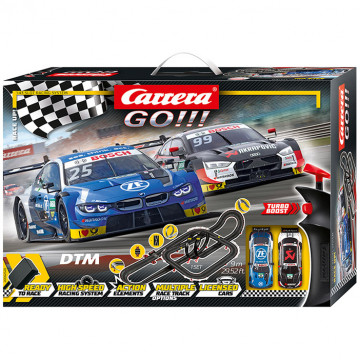 Pista Elettrica Carrera GO Race Up!