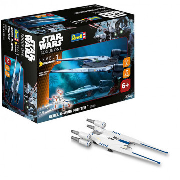Build & Play Star Wars Rebel U-Wing Fight Rougue One 1:100