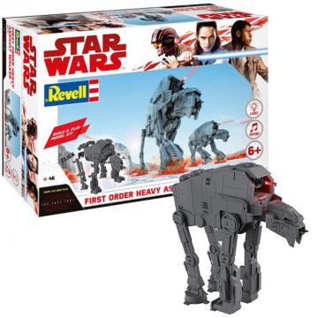 Build & Play Star Wars Heavy Assault Walker 1:164