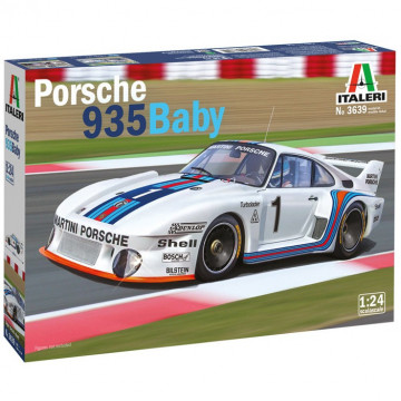 Porsche 935 Baby Gruppo 5 1:24
