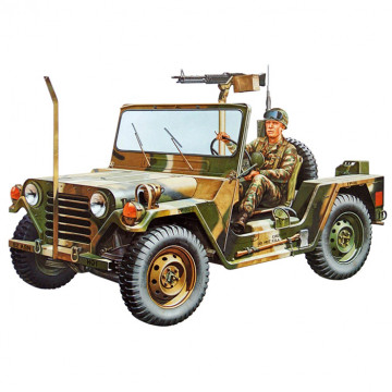 Jeep US M151A2 Ford Mutt 1:35