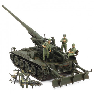 Obice Semovente M107 Vietnam US Army 1:35