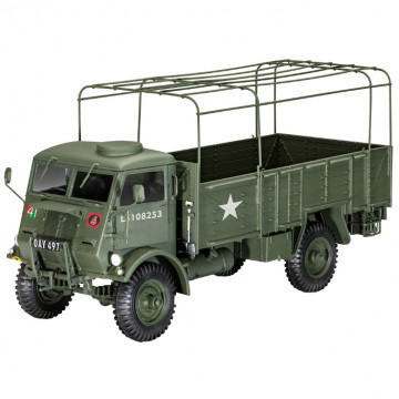 Camion Militare Fordson W.O.T. 6 1:35