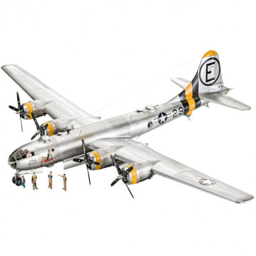 Boeing B-29 Superfortess Platinum Edition 1:48
