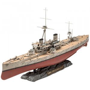 Nave da sbarco Statunitense HMS Dreadnought 1:350