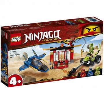 Ninjago - Battaglia sullo Storm Fighter