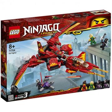 Ninjago - Fighter di Kai