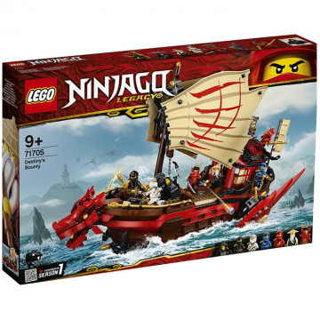Ninjago - Bounty del Destino