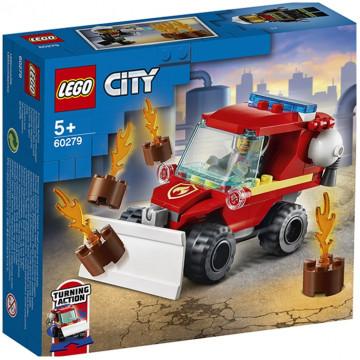 City - Camion dei pompieri