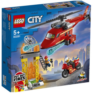 City - Elicottero antincendio