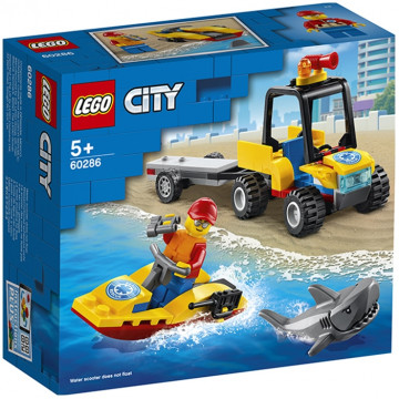 City - ATV di soccorso balneare