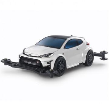 Mini 4WD Toyota Gr Yaris con Telaio Vz