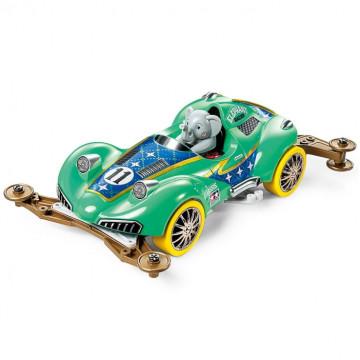 Mini 4WD Elephant Racer con Telaio VZ