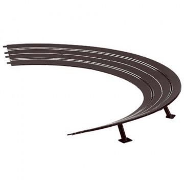 Curva Parabolica Raggio 3 da 30 gradi