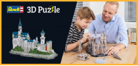 Banner Revell Puzzle 3D